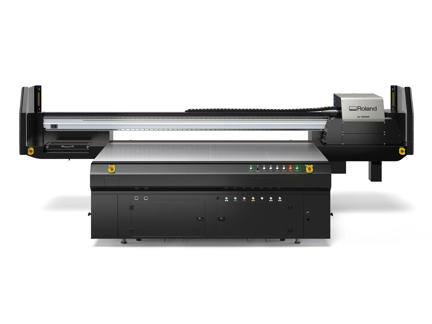 Flatbed Printer Roland UV-LED IU-1000F